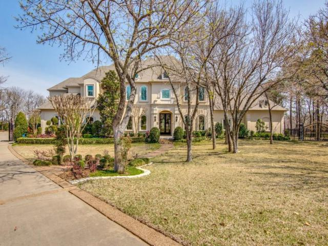 1200 Noble Way, Flower Mound, TX 75022 (MLS #13796014) :: Real Estate By Design