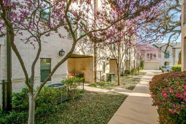 3814 Haskell Court, Dallas, TX 75204 (MLS #13796037) :: Team Hodnett
