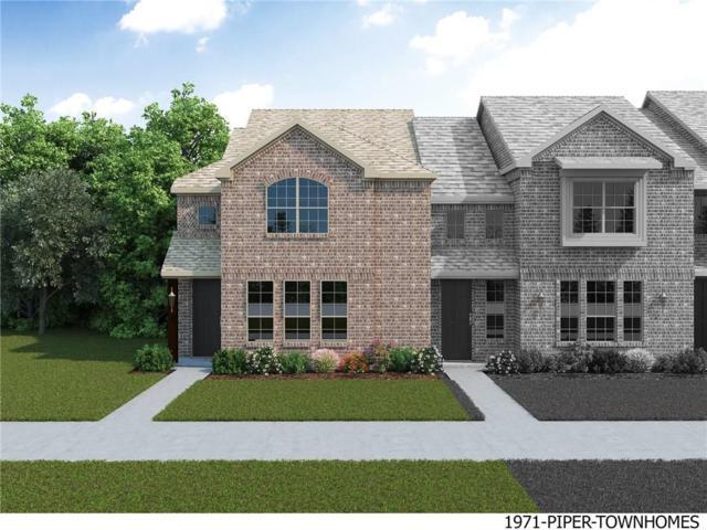 1004 Foxglove Drive, Carrollton, TX 75007 (MLS #13796076) :: Pinnacle Realty Team