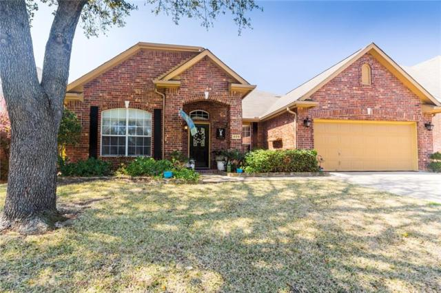 409 Canberra Court, Highland Village, TX 75077 (MLS #13796080) :: Team Tiller