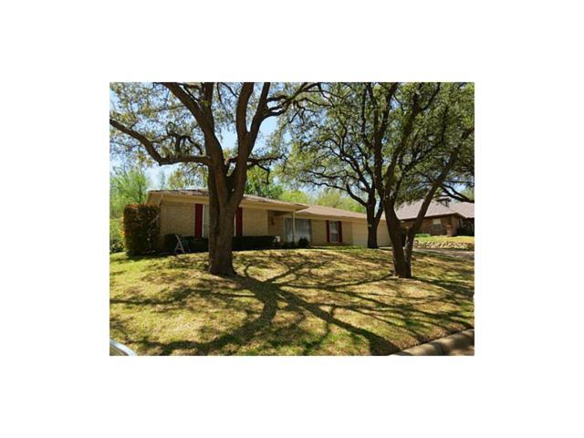 1513 Trafalgar Road, Fort Worth, TX 76116 (MLS #13796084) :: Team Hodnett