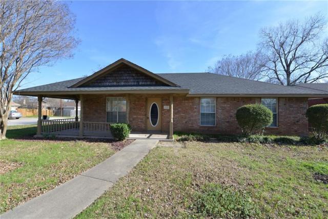 112 Myrtle Avenue, Waxahachie, TX 75165 (MLS #13796105) :: Team Hodnett