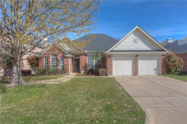 6950 Briarwood Drive, Fort Worth, TX 76132 (MLS #13796160) :: Kindle Realty