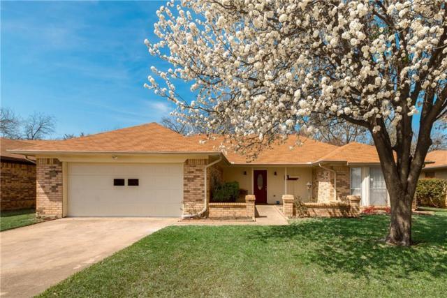 2709 Meadow Creek Drive, Bedford, TX 76021 (MLS #13796168) :: Team Hodnett