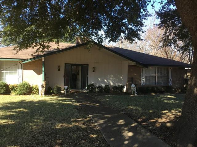 937 Sprucewood Drive, Lancaster, TX 75146 (MLS #13796210) :: Pinnacle Realty Team