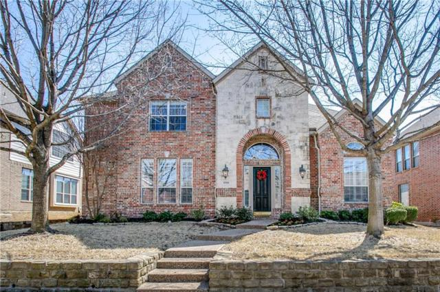 2316 All Saints Lane, Plano, TX 75025 (MLS #13796220) :: Robbins Real Estate Group