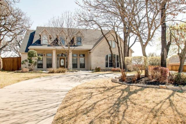 9754 Rock Dove Circle, Fort Worth, TX 76244 (MLS #13796252) :: The Marriott Group