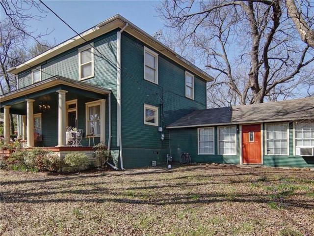 712 S Lamar Street, Weatherford, TX 76086 (MLS #13796268) :: Team Hodnett