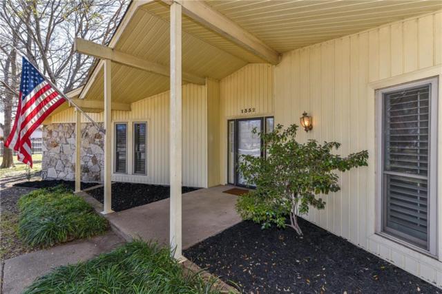1352 W Hulgan Circle, Desoto, TX 75115 (MLS #13796275) :: Pinnacle Realty Team