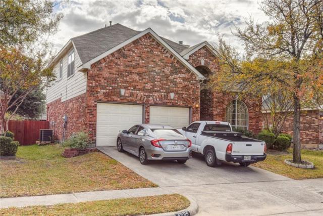 4504 Coconino Court, Fort Worth, TX 76137 (MLS #13796314) :: Team Hodnett