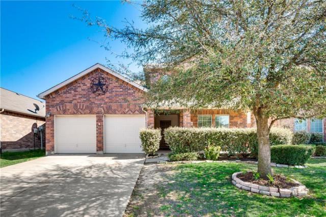 1029 Kimbro Drive, Forney, TX 75126 (MLS #13796361) :: Team Hodnett