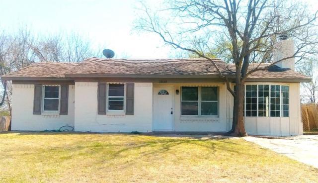 1830 Del Oaks Drive, Mesquite, TX 75149 (MLS #13796382) :: Team Hodnett