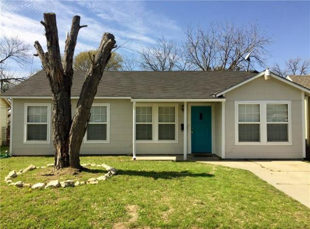 2624 Frazier Avenue, Fort Worth, TX 76110 (MLS #13796395) :: Kindle Realty