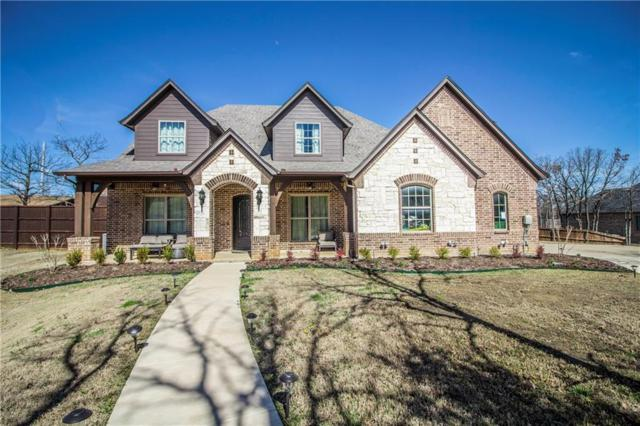 706 Windsor Court, Highland Village, TX 75077 (MLS #13796396) :: Team Tiller