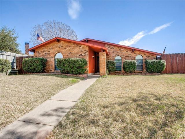 3402 Knoll Point Drive, Garland, TX 75043 (MLS #13796417) :: Team Hodnett