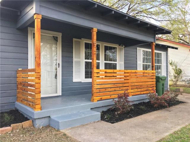 521 Norwood Drive, Hurst, TX 76053 (MLS #13796427) :: Team Hodnett