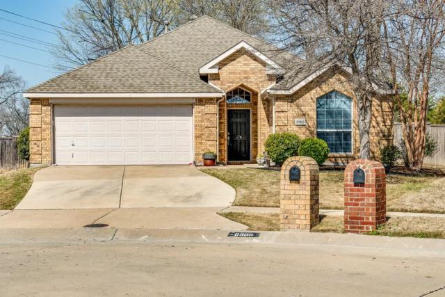 8908 Harmony Drive, Mckinney, TX 75070 (MLS #13796437) :: Team Hodnett