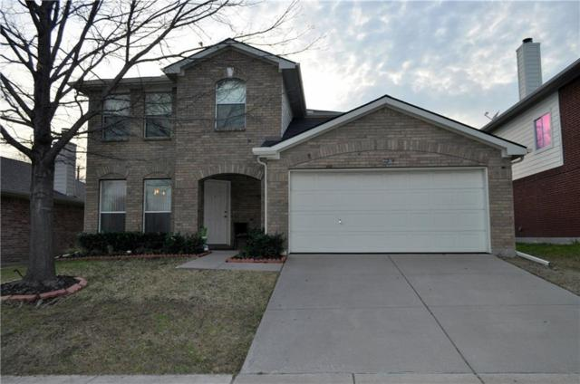 2204 Maplecrest Drive, Little Elm, TX 75068 (MLS #13796469) :: NewHomePrograms.com LLC