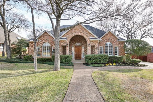 765 Oak Hollow Lane, Highland Village, TX 75077 (MLS #13796487) :: Team Tiller