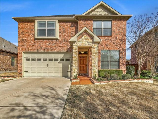 3825 Weatherstone Drive, Fort Worth, TX 76137 (MLS #13796492) :: The Mitchell Group