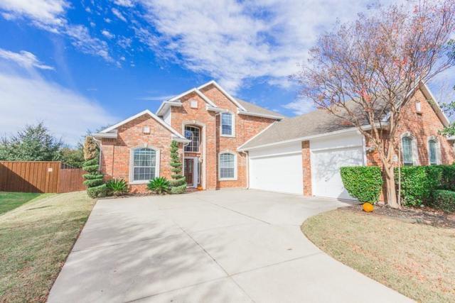 1577 Sweetbriar Drive, Allen, TX 75002 (MLS #13796517) :: Team Hodnett