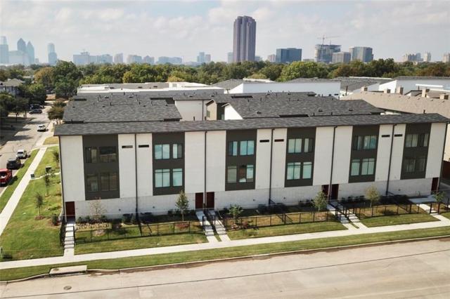 2107 Bennett Avenue #30, Dallas, TX 75204 (MLS #13796518) :: Team Hodnett