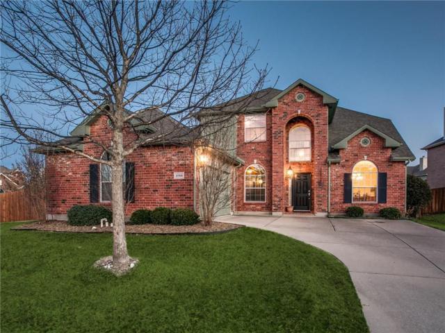 1580 Sweetbriar Drive, Allen, TX 75002 (MLS #13796547) :: Team Hodnett