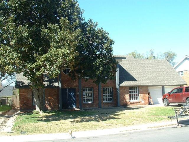 5624 Wonder Dr Drive, Fort Worth, TX 76133 (MLS #13796552) :: Team Hodnett