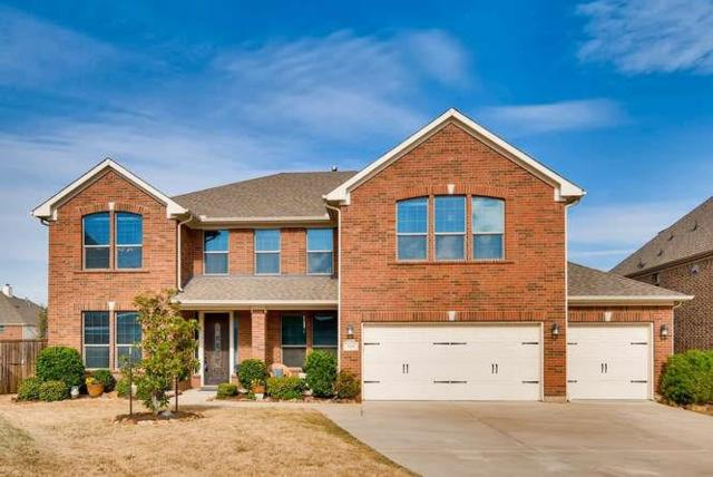 420 Aylesbury Drive, Roanoke, TX 76262 (MLS #13796555) :: The Marriott Group