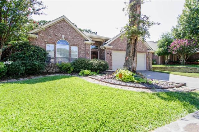 1515 Shadow Crest Drive, Corinth, TX 76210 (MLS #13796556) :: Baldree Home Team
