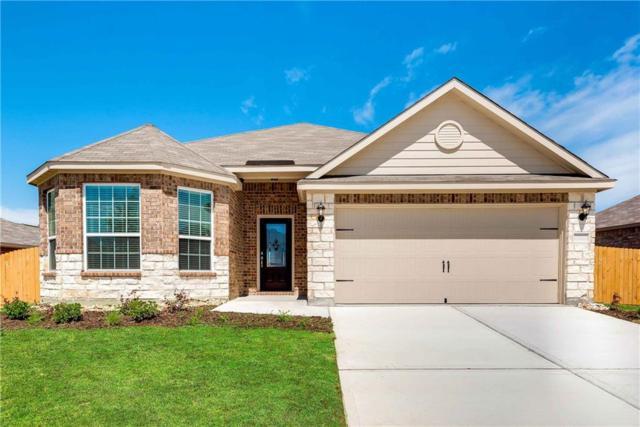 1100 Princewood Drive, Denton, TX 76207 (MLS #13796604) :: Team Hodnett