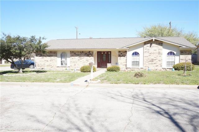 2301 Zapata Drive, Arlington, TX 76015 (MLS #13796631) :: The Mitchell Group