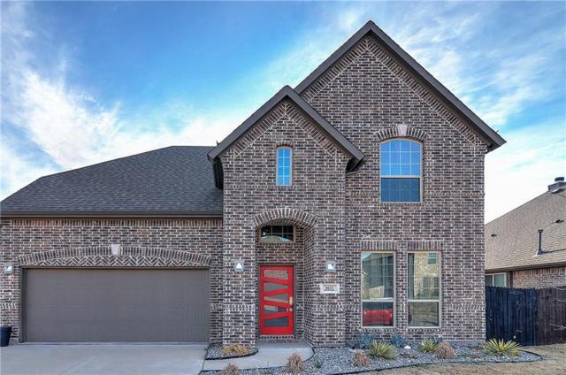 4611 Lone Grove Way, Sherman, TX 75092 (MLS #13796640) :: Baldree Home Team