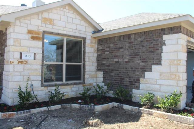 318 Lake Travis Drive, Wylie, TX 75098 (MLS #13796665) :: RE/MAX Town & Country