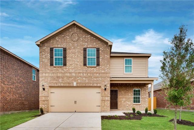 136 Curt Street, Anna, TX 75409 (MLS #13796678) :: RE/MAX Town & Country