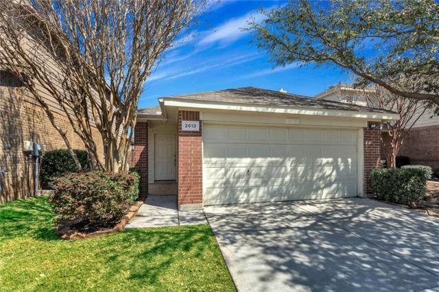 2613 Mountain Lion Drive, Fort Worth, TX 76244 (MLS #13796746) :: Kindle Realty