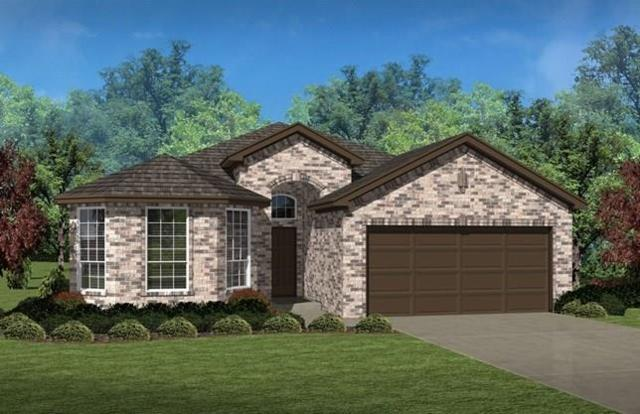 1201 Beestone Drive, Saginaw, TX 76131 (MLS #13796759) :: Team Hodnett