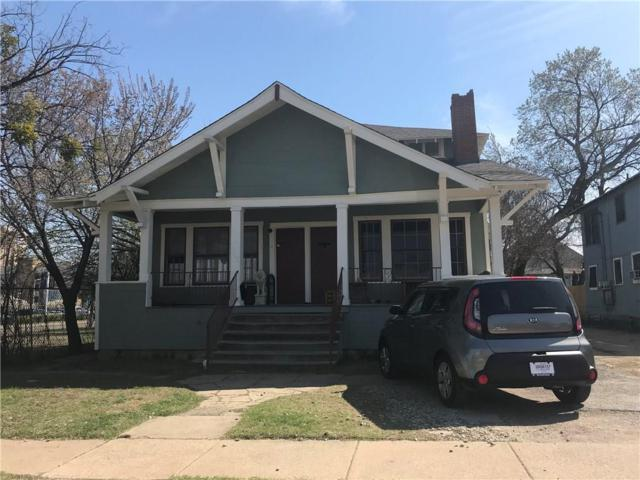 1705 S Jennings Avenue, Fort Worth, TX 76110 (MLS #13796768) :: Team Hodnett