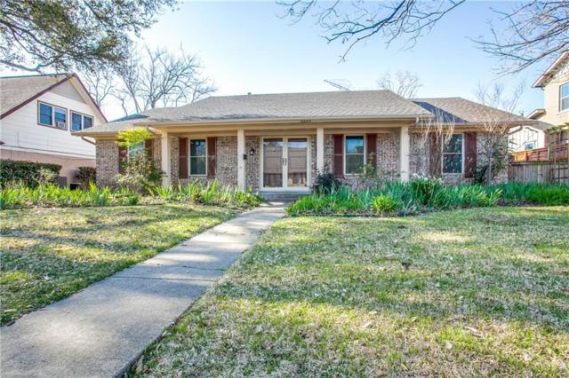 2221 Flat Creek Drive, Richardson, TX 75080 (MLS #13796790) :: RE/MAX Town & Country