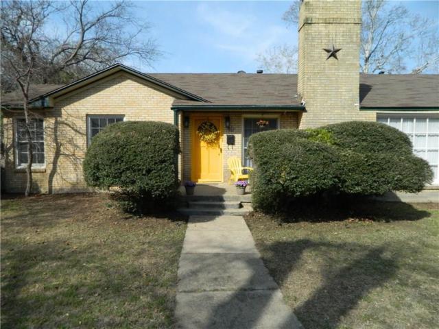 817 Merritt Street, River Oaks, TX 76114 (MLS #13796835) :: Team Hodnett