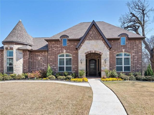 2812 Winding Path Way, Flower Mound, TX 75022 (MLS #13796888) :: Baldree Home Team