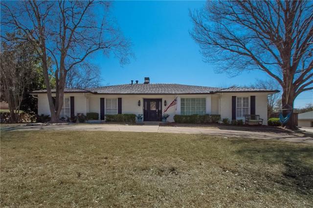 6329 Klamath Road, Fort Worth, TX 76116 (MLS #13796963) :: Team Hodnett