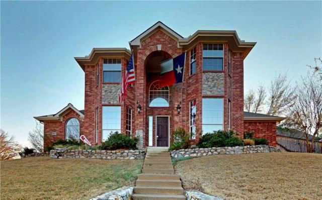 3907 Parker Oaks Drive, Arlington, TX 76016 (MLS #13796970) :: RE/MAX Pinnacle Group REALTORS
