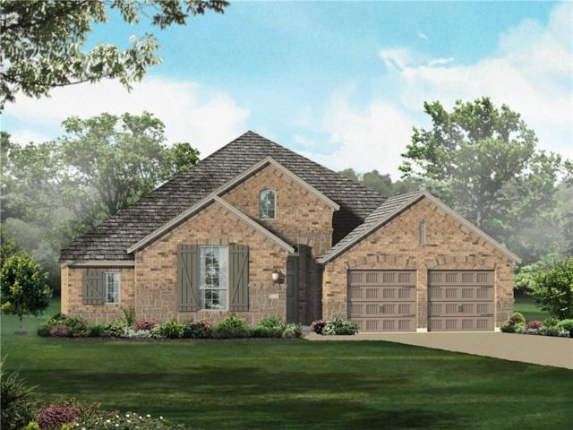 1701 Birdsong Lane, Prosper, TX 75078 (MLS #13797003) :: RE/MAX Town & Country