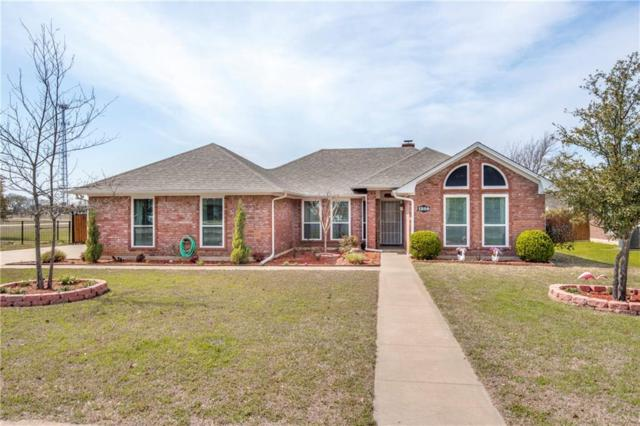 1200 N Saint James Circle, Pilot Point, TX 76258 (MLS #13797010) :: NewHomePrograms.com LLC