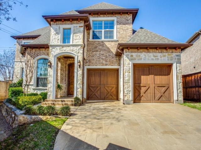 9403 Monteleon Court, Dallas, TX 75220 (MLS #13797039) :: The Mitchell Group