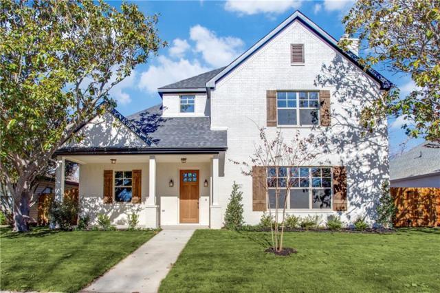 5836 Coleman Street, Westworth Village, TX 76114 (MLS #13797052) :: Team Hodnett