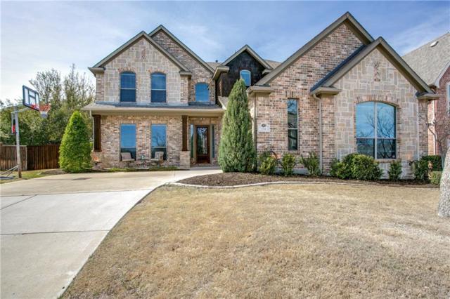 1704 Lewis Crossing Drive, Keller, TX 76248 (MLS #13797063) :: The Marriott Group
