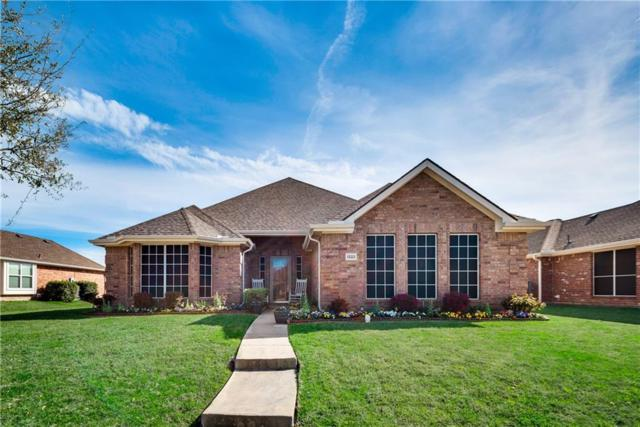 1222 Majestic Way, Wylie, TX 75098 (MLS #13797074) :: RE/MAX Town & Country