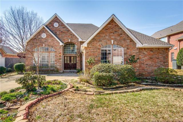2813 Saint Andrews Drive, Flower Mound, TX 75022 (MLS #13797080) :: Baldree Home Team
